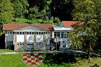 Aussenansicht Landesmuseum Birkenfeld