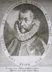 Pfalzgraf Karl I.