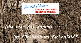 """Sonderausstellung 2017 : """"Wie war das damals im Fürstentum Birkenfeld"""""""