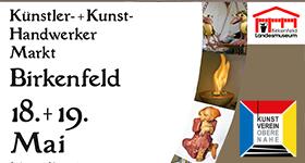 Künstler- und Kunst-Handwerker Markt 2019